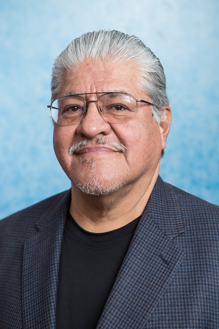 Author Luis J. Rodriguez