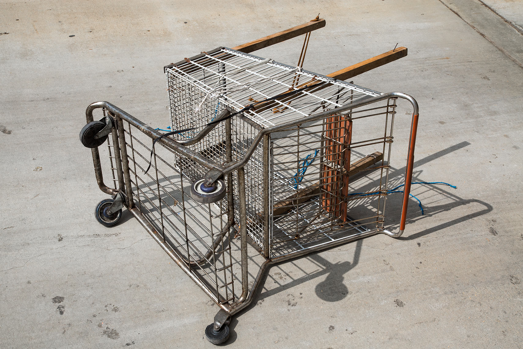 Development, Shopping Cart, Koreatown